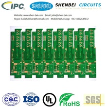 1-8 layer ISO certified PCB manufacturer, bare pcb taxi meter, mileage recorder, car PC device