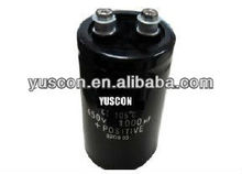 High capacity Aluminum Electrolytic Capacitor