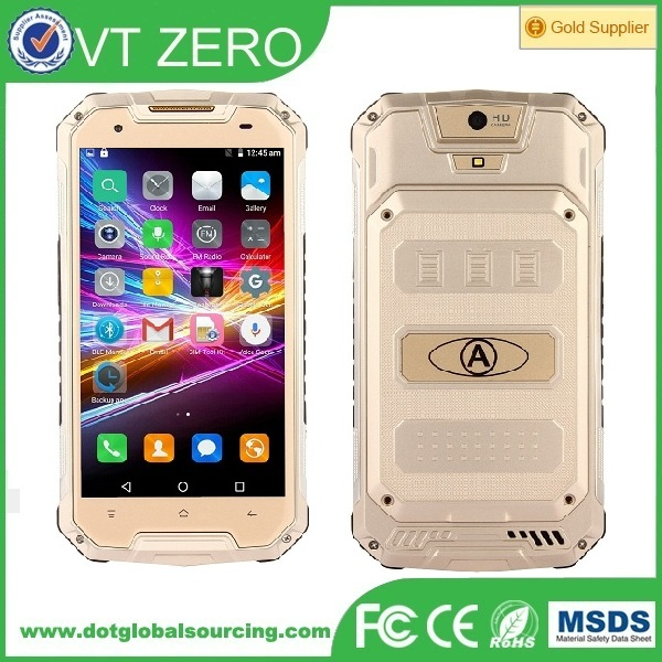 Original 5 inch Quad Core 1.2Ghz smart phone 8 GB brand android cell phone