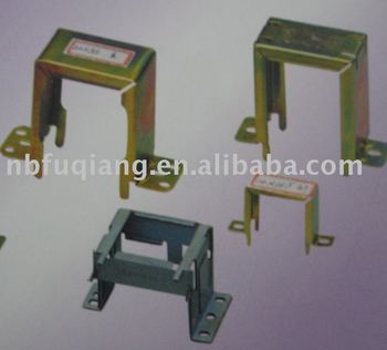 Transformer frame,electric metal stamping accessory frame in mains transformer,transformmer spare part