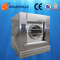 full-automatic laundry shop industrial professional lg washing machine price