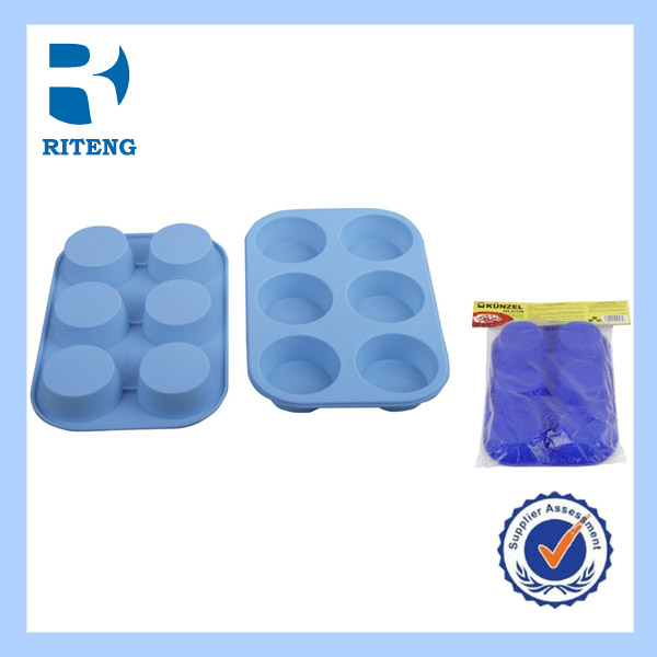 food grade handwork egg shaped 100% silicone cake mould