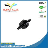 spring loaded in line check valve in stock shut off valve