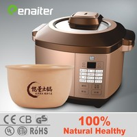 Hot Sale 100% Natural Healthy Multi Electric Ceramic Rice Cooker With Ceramic Inner Pot