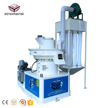 Biomass Wood Sawdust Pellet Machine to Make 6-10mm Pellet with Auto Lubricate System