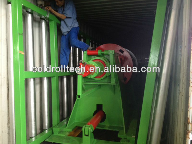 Steel coil Cut to Length Machine