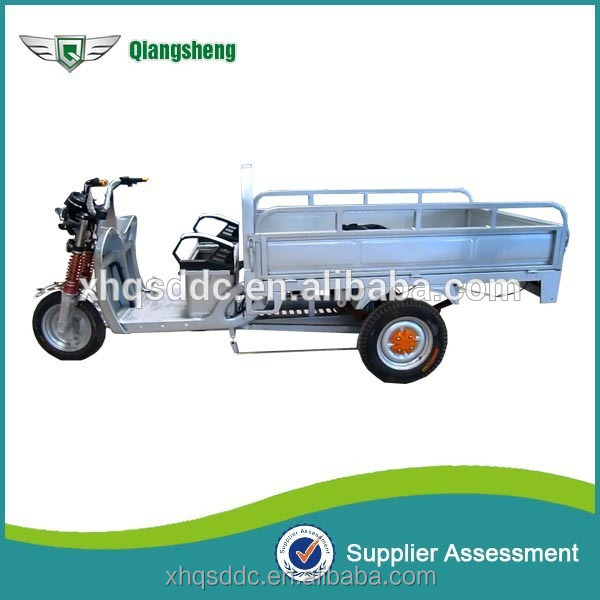 large loading 1500kg super power electric tricycle 3 wheel battery cargo rickshaw for sale