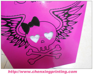personalized glitter paper bag