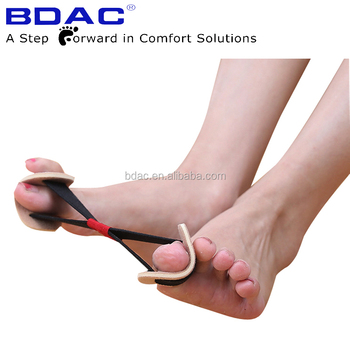 foot finger supporter hallux valgus Bunion Corrector