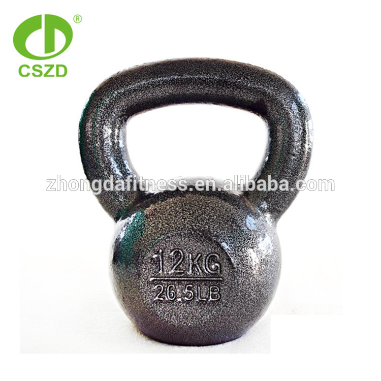 Spray Paint Kettlebell with <strong>weight</strong> 4kg / 10kg/ 12kg / 14kg / 16kg