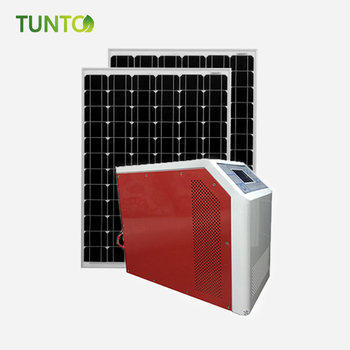 1KW to 10KW solar energy system pure sine wave off grid tie system