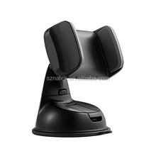 Car Mount Phone mount silicone rubber cup holder plastic cell phone stand for S6 ONE X S7 7 plus