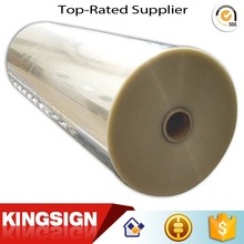 Competitive price super quality pet film roll for inkjet plate making