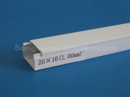 pvc electrical wire protector 25x16