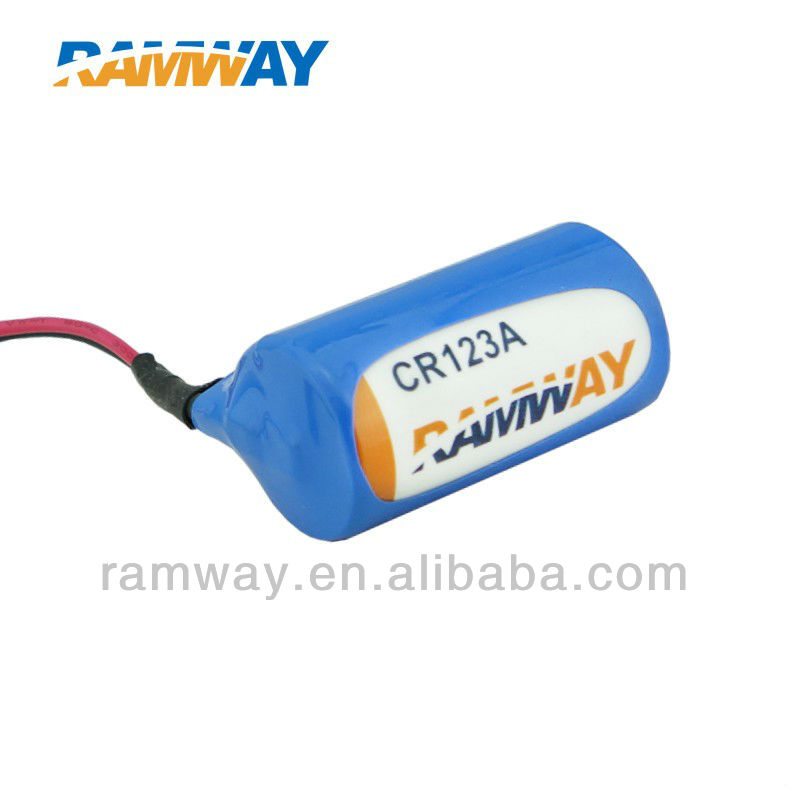 3v non rechargerble lithium battery CR14335 Automotive Electronic dry cell