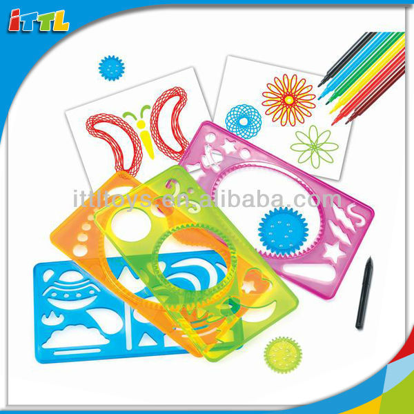 A527125 Art Creation Combination Kids Drawing Tools Toys Kids Painting Toys