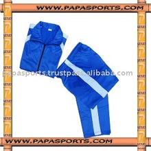 customied track suit 2012 in Micro Polyester