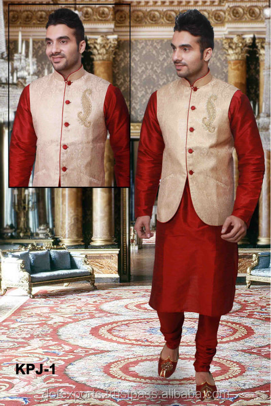 Latest Kurta Designs For Men