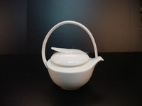 wholesale high quality chinese ceramic teapot with strainer