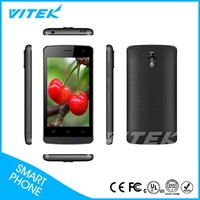 Cheap Latest Dual Core Android 4.4 Smart Mobile Phone with WIFI