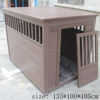PS Large High Quality Waterproof Wooden Dog House