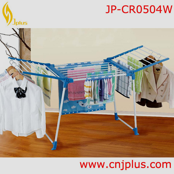 JP-CR0504W Save Space Free Design Free Artwork Flat Packing Ceiling Mounted Clothes Drying Rack