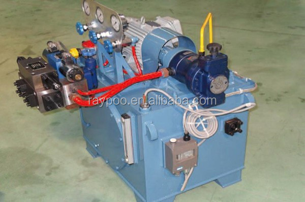 boat steering hydraulic power unit