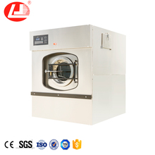 100kg used industrial washing machine, washer extractor dryer