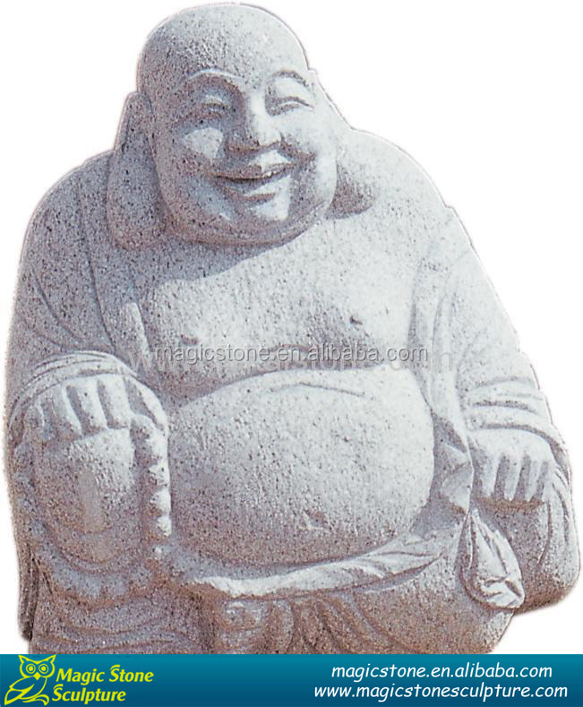 laughing granite buddha statues for sale