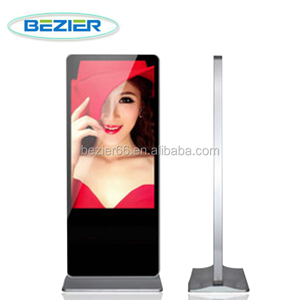 55 Inch outdoor led advertising screen p10 led video wall Signage media player display with good quality