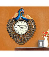 popular design wall clock different shape