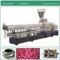 High productivity PP/PE /PET waste recycling plastic pellet machine