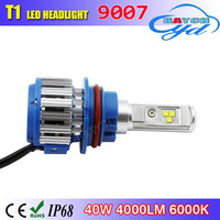 2X Car LED Headlight 12V 24V 80W 8000LM 6000K Light lamp Bulb Automobile Headlamp H1 H3 H4 H7 H8/H11 9005 9006 9004 880 9007 H13