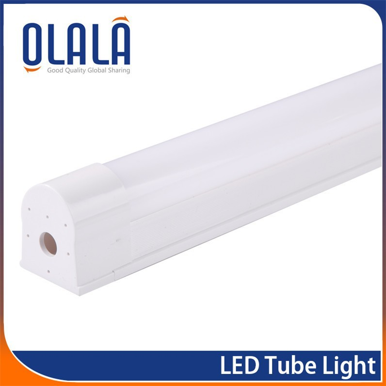 UL DLC Listed Direct Fit Ballast Compatible T8 LED Tube, Driver Detachable led lights tube