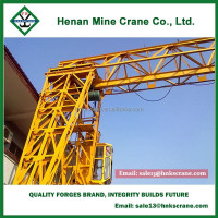 China Hook Lifting Equipment Single Girder Electric Hoist Crane