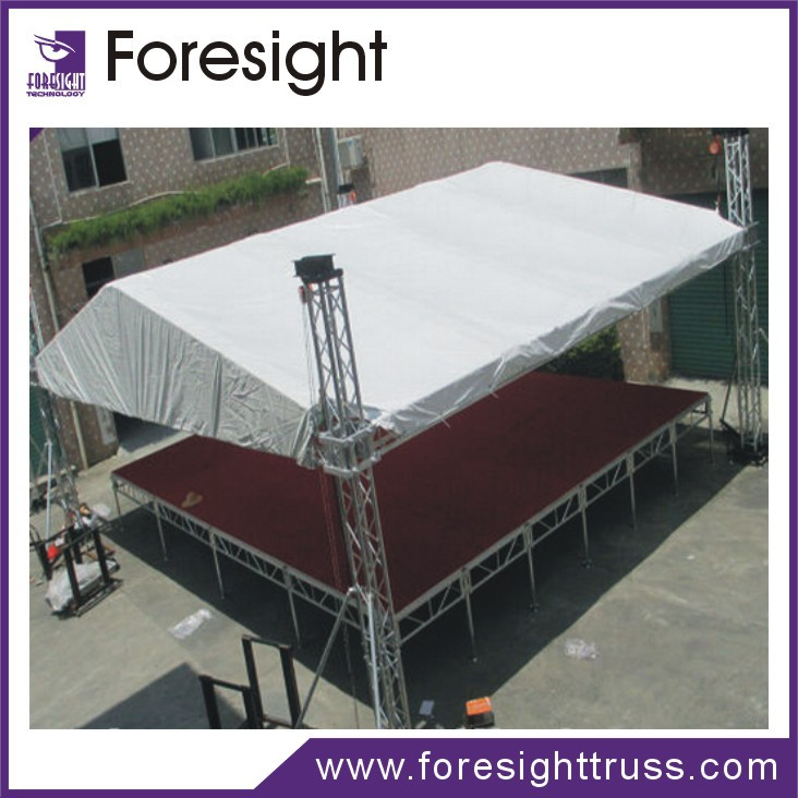 Factory Price outdoor stage steel truss roof truss design for sale