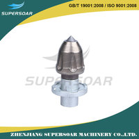 Longer service life construction stabilizer road cutting tools planning tools asphalt bits road milling picks