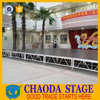 New Design Portable Concert Stage Equipment