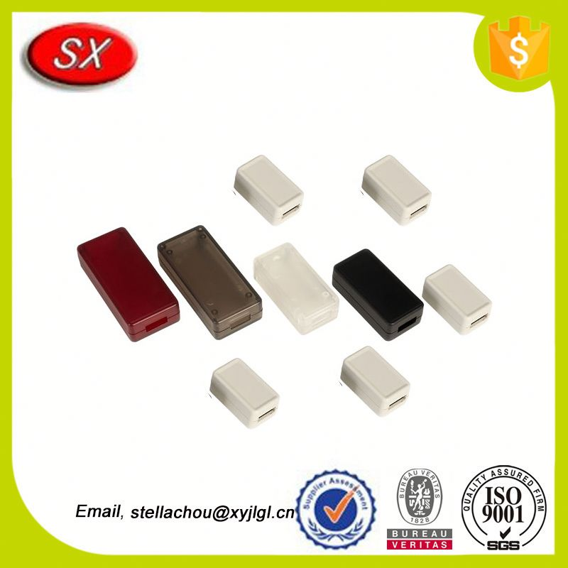 customized Hammond 1551USB Series Miniature Plastic Metal USB Enclosures