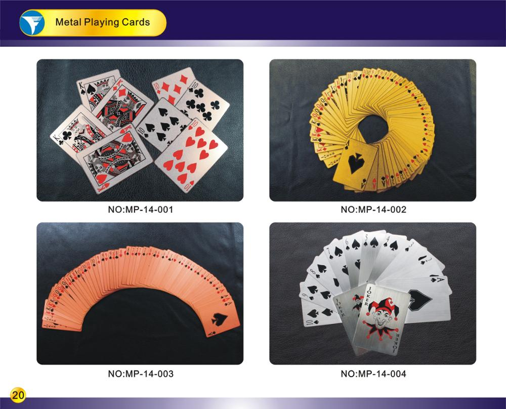 China wholesale & retailer custom playing card with personalized designs for business