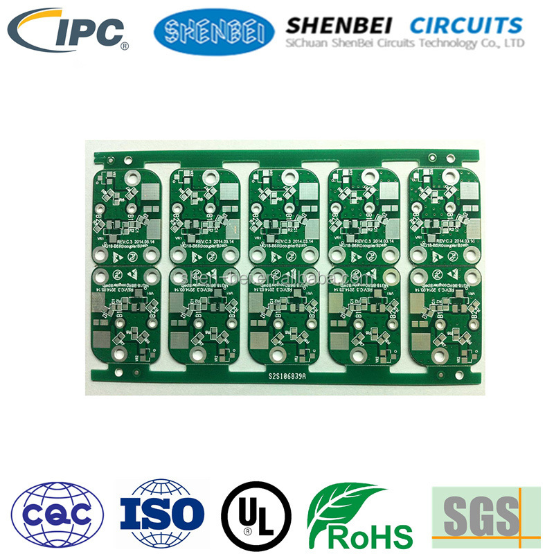 Electronic adapter for laptop cctv camera pcb m12 connector pcb circuit boards