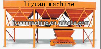 PLD1200 ready mixed concrete batching plant