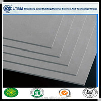 Shock Resistant Fiber Cement Siding External Wall Board