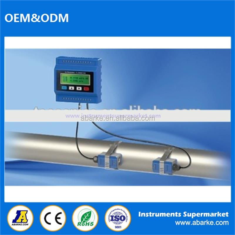 Small size and cheap module ultrasonic flowmeter