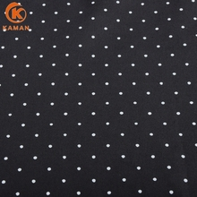 100% Cotton poplin printed fabric with 120gsm weight
