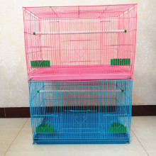 china luxury commercial bird cages iron wire pegion cages factory