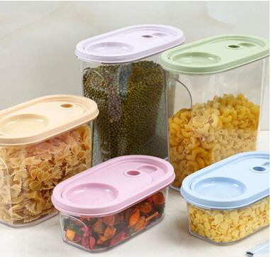 top quality small plastic storage containers box kitchen storage rack