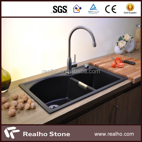 granite kitchen sink supplier granite kitchen sink supplier suppliers and manufacturers at alibabacom - Kitchen Sink Supplier