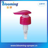 Plastic add Aluminium Screw 304 stainless steel lotion pump 24/410
