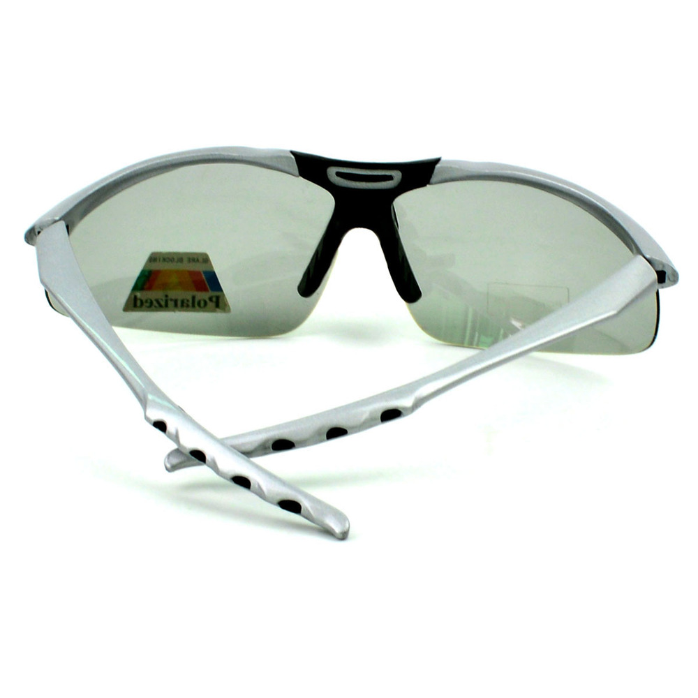 Anti slip TAC polarized cycling sunglasses